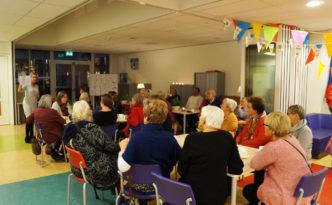 Vrijwilligersbijeenkomst Stichting Kompas5