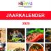 Jaarkalender Wereldkeuken 2020 - bestellen voor 21 november